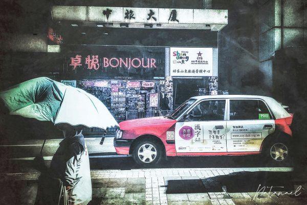 Bonjour Hong-Kong